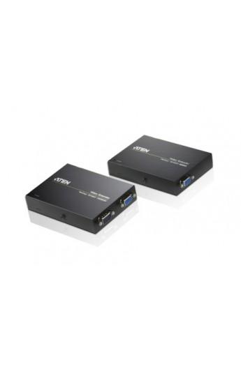 Amplificador VGA ATEN a través de UTP 150Mts T+R