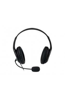 Auriculares c/micr.Microsoft LifeChat LX-3000 USB negro