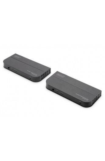 Amplificador KVM HDMI 4K 3xUSB por UTP 100Mts T+R 1 cable