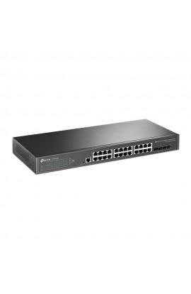 Switch TPLink 24 Ptos Gigabit + 4Slots SFP