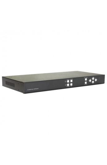 Vídeo Splitter c/Vídeo Wall HDMI 1IN a 4OUT Uniclass RH114