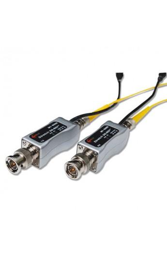 Extensor de señal SDI por F.O MM/SM OPTICIS SDIX-100-TR T+R)