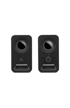Altavoces Logitech 2.0 Multimedia Speaker Z150 6W