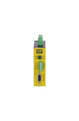 Convertidor RS232 a 422/485 KTI Opto-aislado Carril DIN