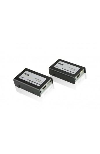 Amplificador HDMI+USB ATEN UTP 60/40Mts T+R