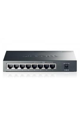 Switch TPLink 8 Ptos Gigabit - 4Ptos PoE 53W Sobrem.
