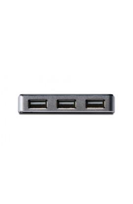 HUB USB 2.0 4 Ptos Digitus mini c/ alimentación