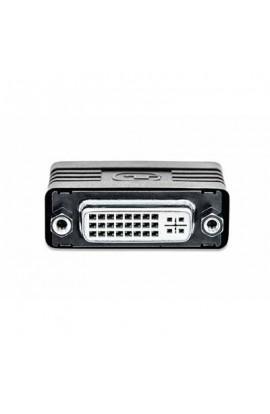 Adaptador DVI-I(24+5) Hembra / Hembra Compacto