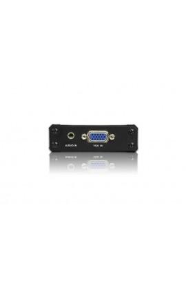 Convertidor de VGA+Audio a HDMI Aten