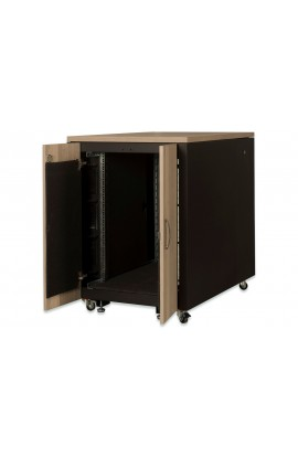 "Rack 19"" insonorizado 17U 1000x750x1130mm"