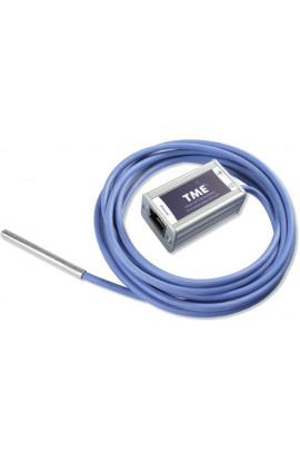 Sensor de Temperatura por Ethernet TCP/IP