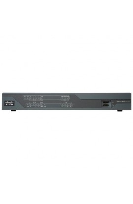 Router Cisco 892SFP 2xWAN GE combo High Perform. Sec Router