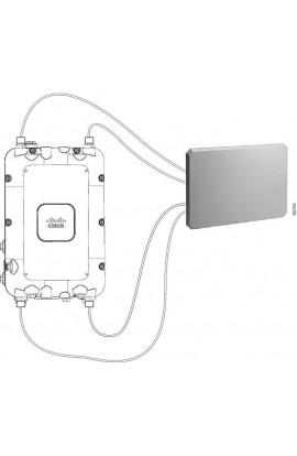 Antena Cisco Aironet Panel Dualband 13/13dBi 1x4 N