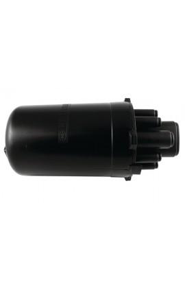 Torpedo para cables Fibra/cob 24Fibras 2 Bandejas 4 IN IP68