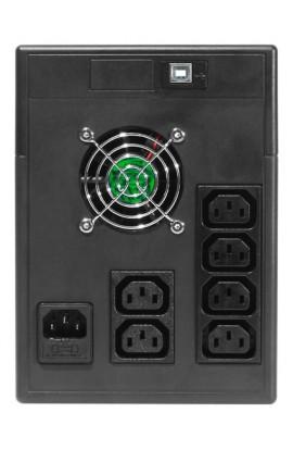 SAI RielloUPS NetPower VI-VFD 1500VA/900W 8-4min.