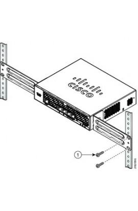 "Bracket mount rack 19"" para Controlador Cisco CT3500 series"