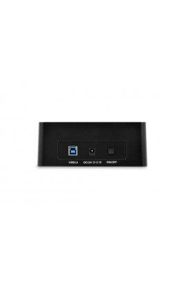 "Docking Station USB3.0 2xHDD SATA 3,5 ó 2,5"" simultáneos"