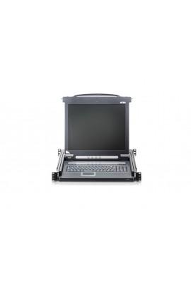 "Consola Rack M+T+R Aten monitor 17"" sin KVM PS/2 ó USB"