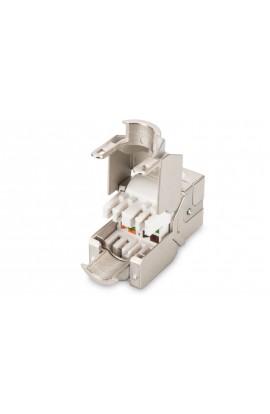Conector RJ45 Cat.6A Hembra FTP 500Mhz