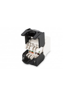 Conector RJ45 Cat.6A U/UTP Hembra tool less