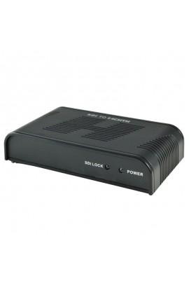 Convertidor vídeo HD SDI 3G SDI a HDMI