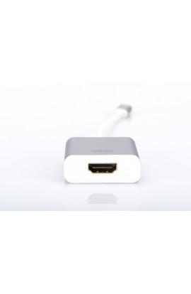 Convertidor USB3.1 tipo C a Vídeo HDMI 4K Hembra