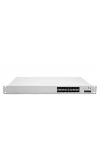 Switch Cisco Meraki L3 16Ptos 10GB SFP+ Cloud managed