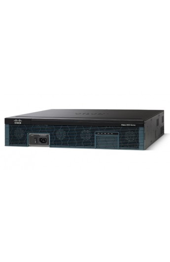 Router Cisco 2921 Security 3xGE Ports REFURBISHED - Ticaplus
