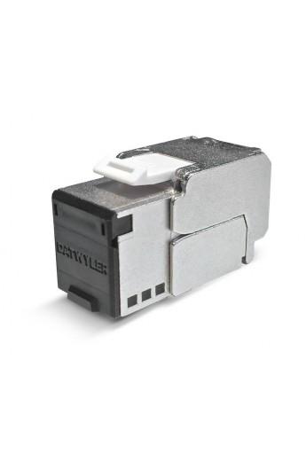 Conector RJ45 H Cat.6A FTP DATWYLER ToolLess KSTCPlus1/8