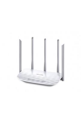 Router Broadband TPLink AC1200 Dualb. 1 Wan10/100+4 Lan+1USB