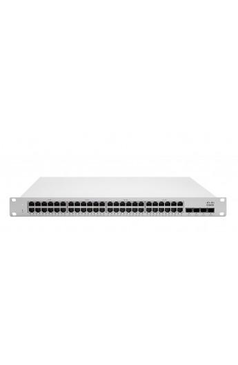 Switch Cisco Meraki L2 48Ptos GE PoE 370W Stack