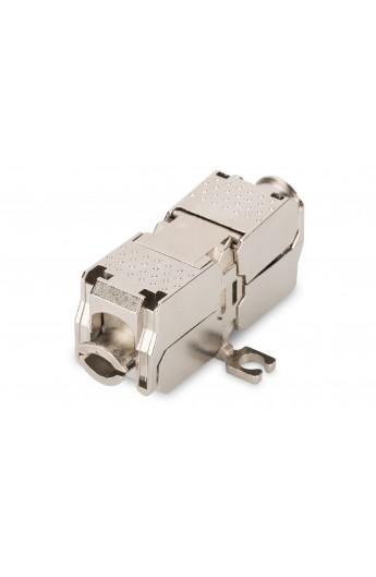 Emplamador RJ45 Cat.6A 500 Mhz Hembra/Hembra