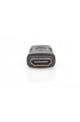 Adaptador HDMI Hembra a miniHDMI tipo C  macho