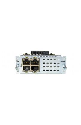 Interfaz LAN Gigabit Ethernet Cisco 4xRJ45 L2