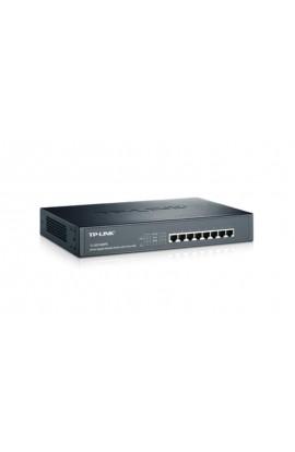 Switch TPLink 8 Ptos Gigabit PoE+ 8Ptos 124W formato rack