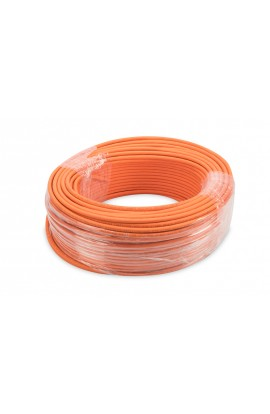 Cable RJ45 Cat.7 S/FTP LSZH AWG23 Naranja 100mts